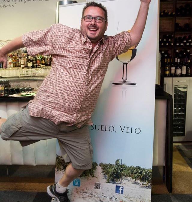 Un espacio para los vinos, de la mano de Miguel Llanos